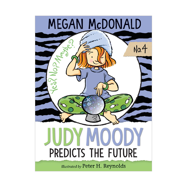 주디 무디 #04 : Judy Moody Predicts the Future (Paperback, 미국판)