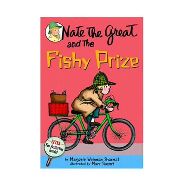 RL 3.1 : Nate the Great and the Fishy Prize (Paperback)