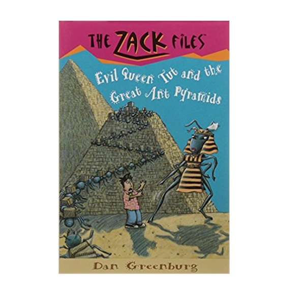 RL 3.1 : Zack Files Series #16 : Queen Tut and the Great Ant Pyramids (Paperback)