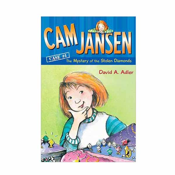 Cam Jansen #01 : The Mystery of the Stolen Diamonds (Paperback)