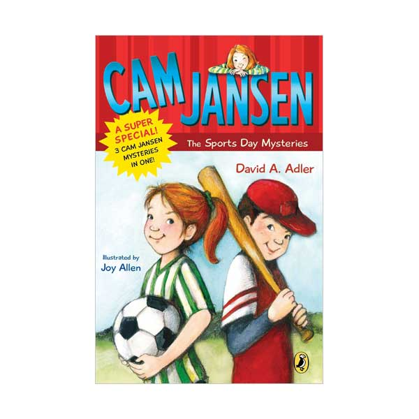 RL 3.2 : Cam Jansen and the Sports Day Mysteries : A Super Special (Paperback)
