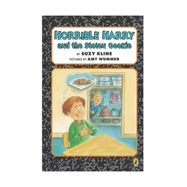 RL 3.2 : Horrible Harry and the Stolen Cookie (Paperback)