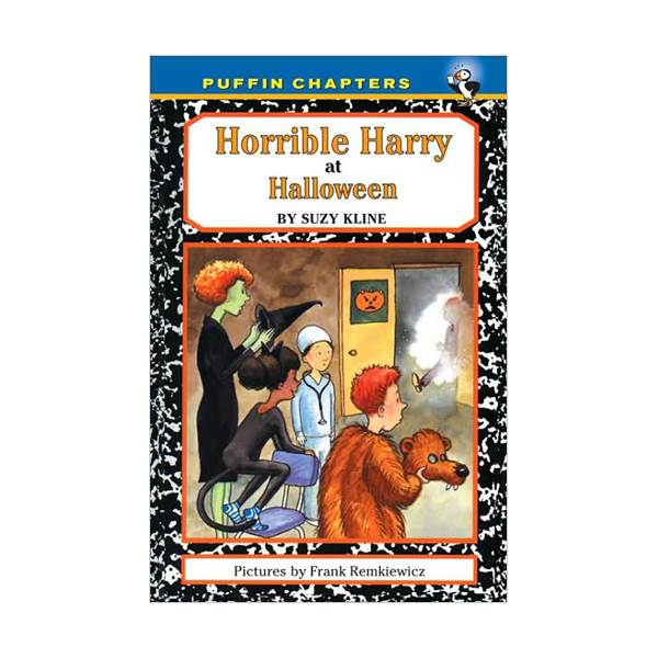 Horrible Harry at Halloween (Paperback)