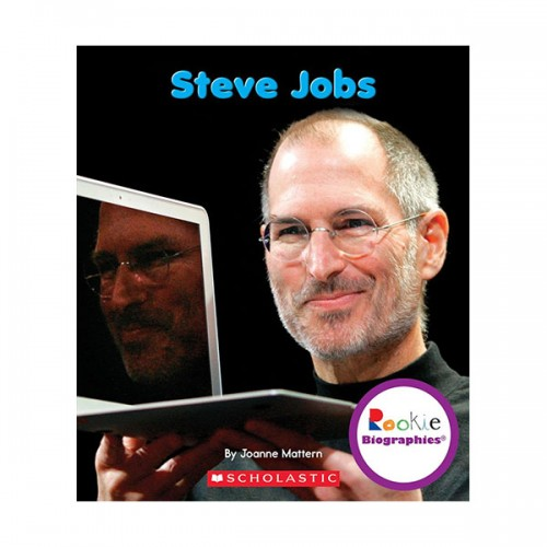 RL 3.2 : Rookie Biographies : Steve Jobs (Paperback)