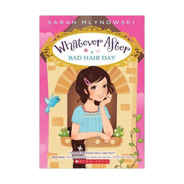 Whatever After #05: Bad Hair Day (Paperback)