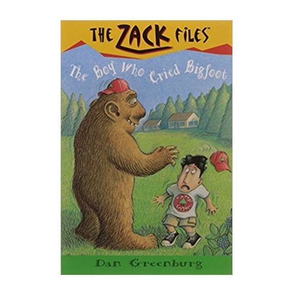 RL 3.2 : Zack Files Series #19 : The Boy Who Cried Bigfoot (Paperback)