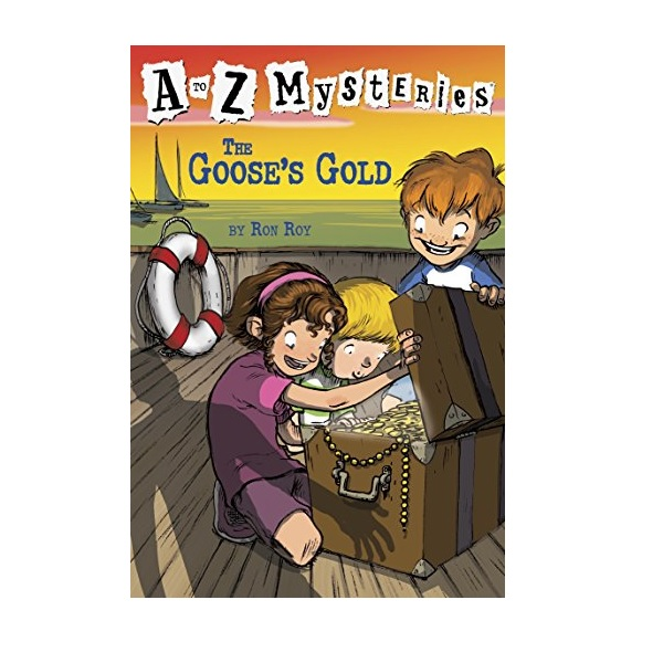 RL 3.3 : A to Z Mysteries Series #7 : Goose's Gold (Paperback)