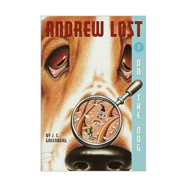 RL 3.3 : Andrew Lost Series #1 : On the Dog (Paperback)