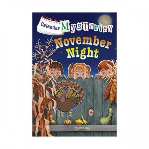 RL 3.3 : Calendar Mysteries series #11 : November Night (Paperback)