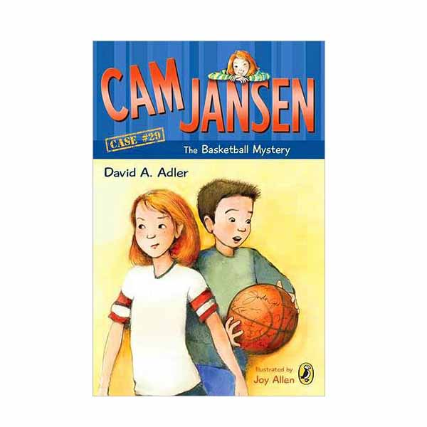 Cam Jansen #29 : The Basketball Mystery (Paperback)