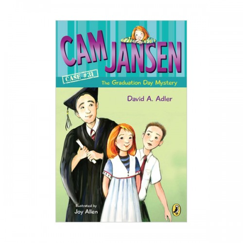 RL 3.3 : Cam Jansen #31 : Cam Jansen and the Graduation Day Mystery (Paperback)