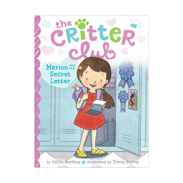 The Critter Club #16 : Marion and the Secret Letter (Paperback)