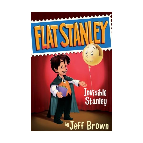 RL 3.3 : Flat Stanley : Invisible Stanley (Paperback)