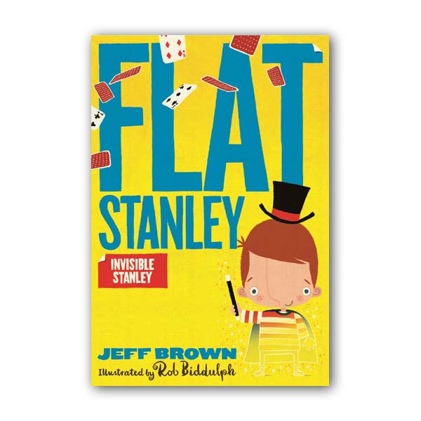 RL 3.3 : Flat Stanley : Invisible Stanley (Paperback, 영국판)