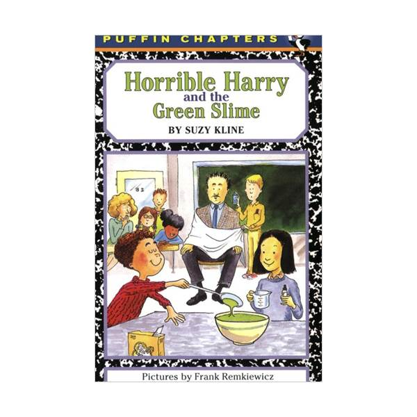 Horrible Harry and the Green Slime (Paperback)