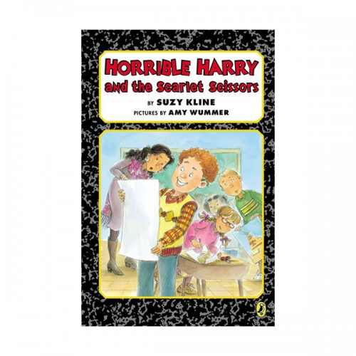 RL 3.3 : Horrible Harry and the Scarlet Scissors (Paperback)