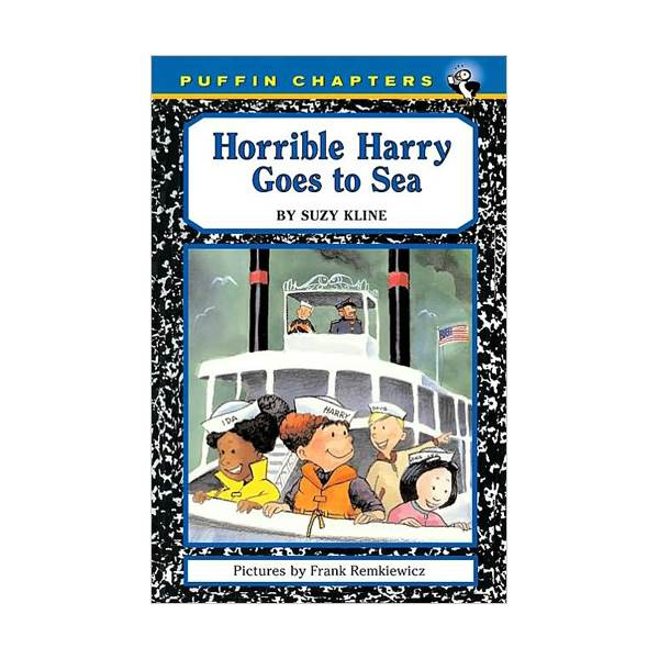 RL 3.3 : Horrible Harry Goes to Sea (Paperback)