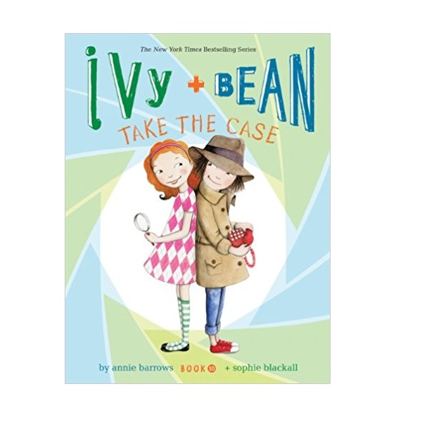 RL 3.3 : Ivy and Bean #10 : Ivy and Bean Take the Case (Paperback)