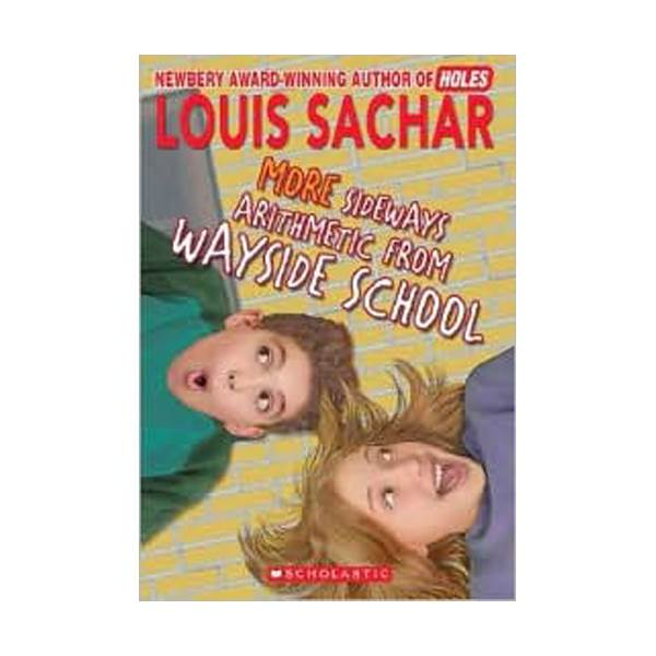 [웨이사이드 스쿨] More Sideways Arithmetic from Wayside School (Paperback)
