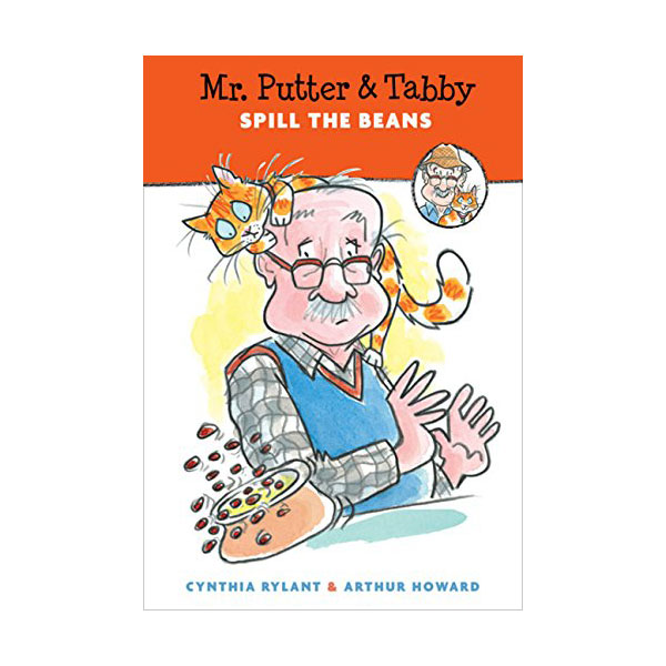 RL 3.3 : Mr. Putter & Tabby Spill the Beans (Paperback)
