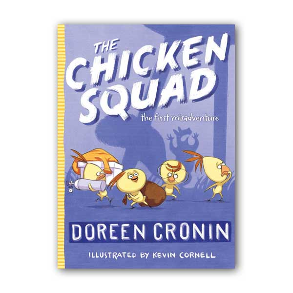 RL 3.3 : The Chicken Squad #1 : The First Misadventure (Paperback)
