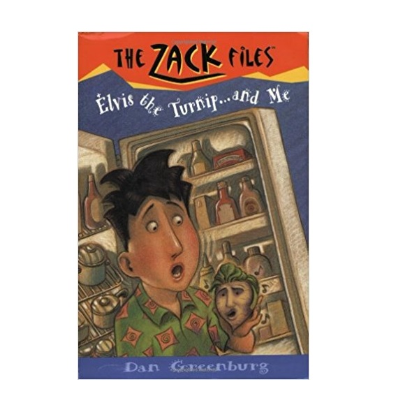 RL 3.3 : Zack Files Series #14 : Elvis, the Turnip and Me (Paperback)