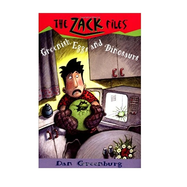 RL 3.3 : Zack Files Series #23 : Greenish Eggs and Dinosaurs (Paperback)
