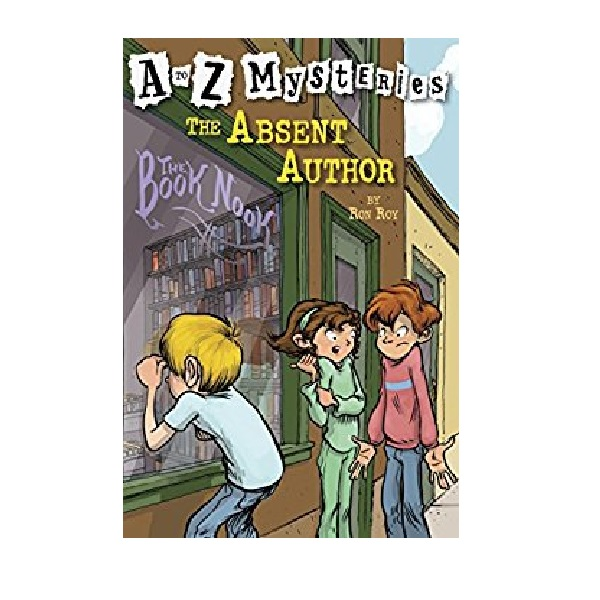 RL 3.4 : A to Z Mysteries Series #1 : Absent Author (Paperback)