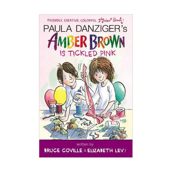 RL 3.4 : Amber Brown #10 : Amber Brown Is Tickled Pink (Paperback)