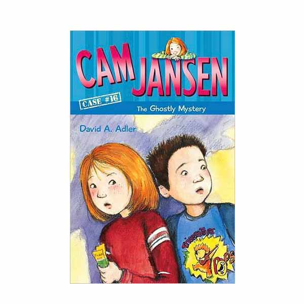RL 3.4 : Cam Jansen #16 : The Ghostly Mystery (Paperback)