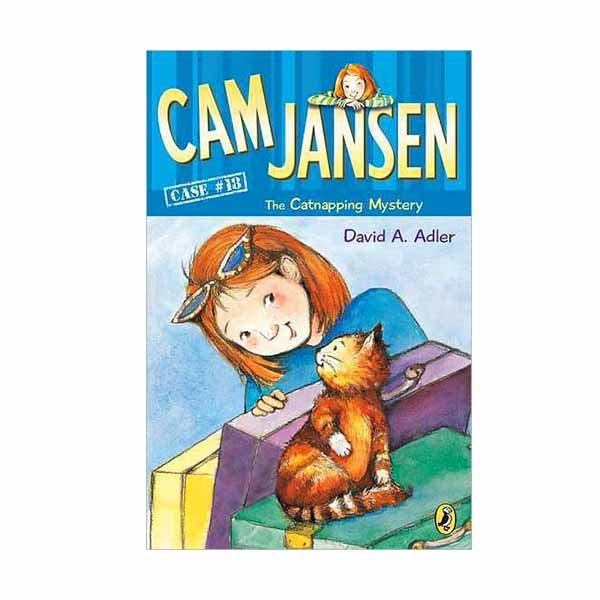 RL 3.4 : Cam Jansen #18 : The Catnapping Mystery (Paperback)