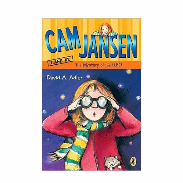 RL 3.4 : Cam Jansen #2 : The Mystery of the U.F.O. (Paperback)