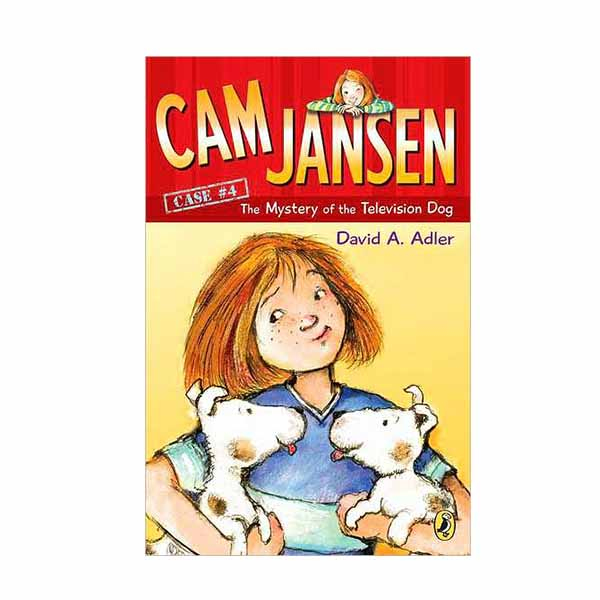 RL 3.4 : Cam Jansen #4 : The Mystery of the Television Dog (Paperback)