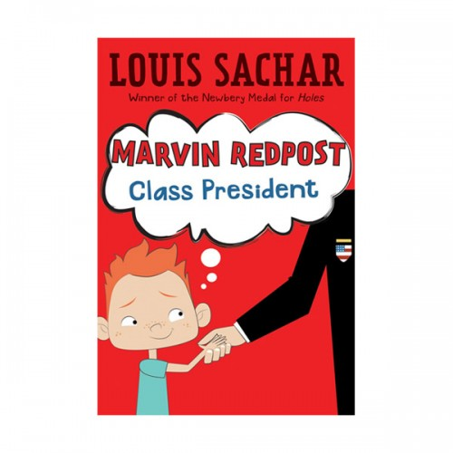 Marvin Redpost #05: Class President (Paperback)