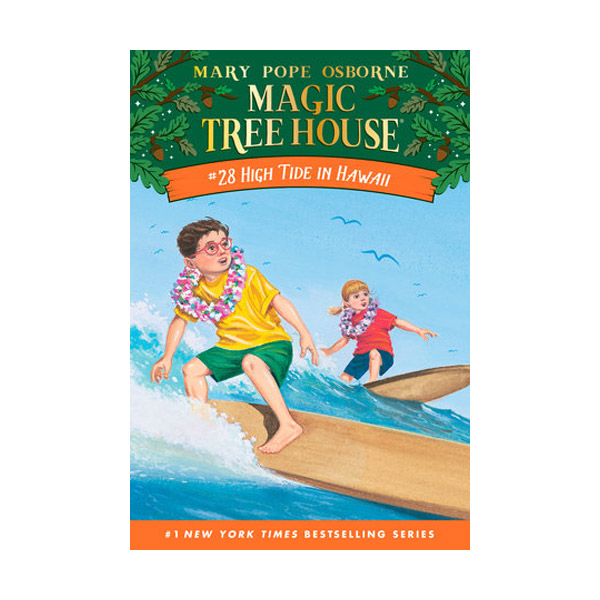 Magic Tree House #28 : High Tide in Hawaii (Paperback)