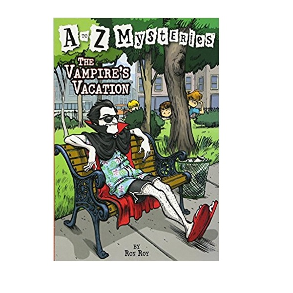RL 3.5 : A to Z Mysteries Series #22 : The Vampire's Vacation (Paperback)