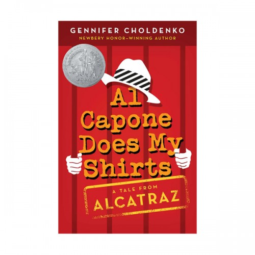 RL 3.5 : Al Capone Does My Shirts (Paperback, Newbery)