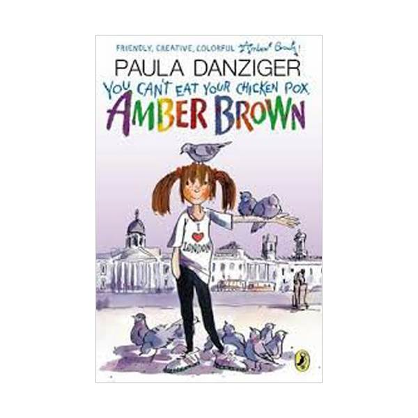 Amber Brown #02 : You Can't Eat Your Chicken Pox, Amber Brown (Paperback)