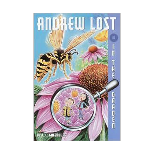 ★지구의날★ RL 3.5 : Andrew Lost Series #4 : In the Garden (Paperback)