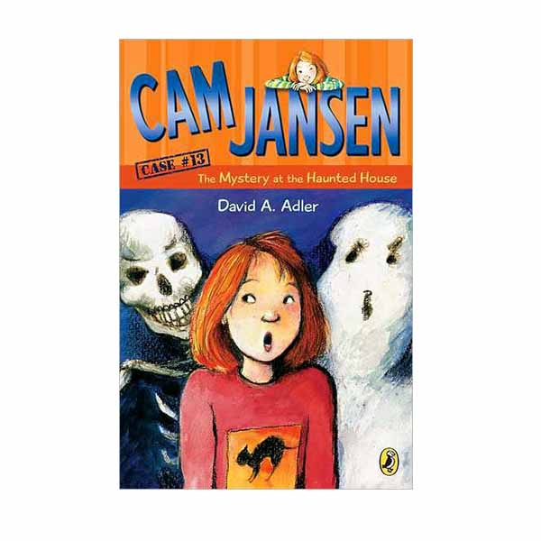 RL 3.5 : Cam Jansen #13 : The Mystery at the Haunted House (Paperback)