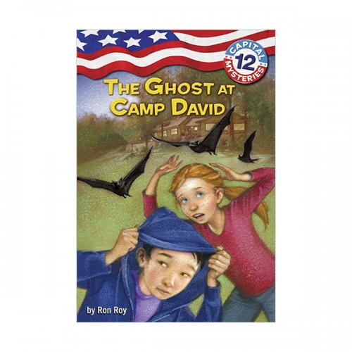 Capital Mysteries #12 : The Ghost at Camp David (Paperback)