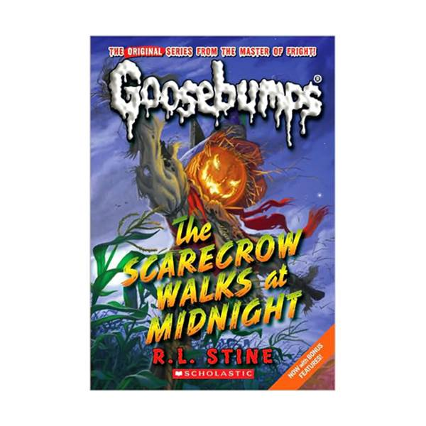 Classic Goosebumps #16 : The Scarecrow Walks at Midnight (Paperback)