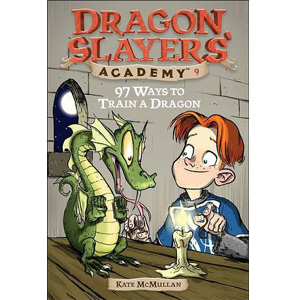 RL 3.5 : Dragon Slayers' Academy Series #9: 97 Ways to Train a Dragon (Paperback)