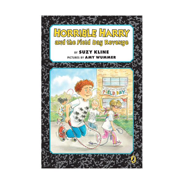 Horrible Harry and the Field Day Revenge! (Paperback)