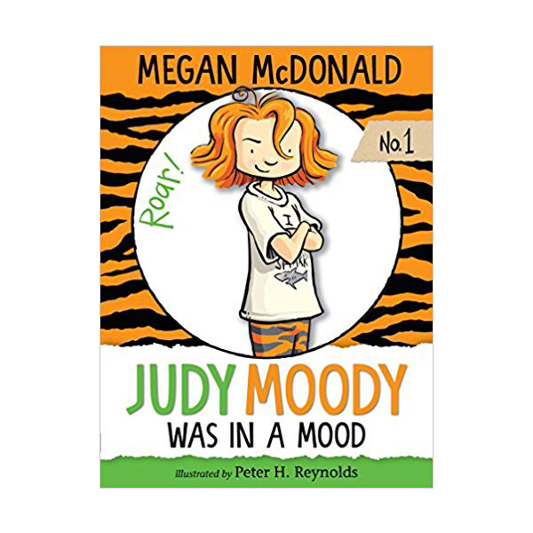 주디 무디 #01 : Judy Moody Was in a Mood (Paperback, 미국판)