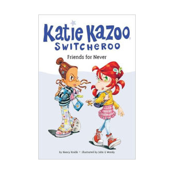 RL 3.5 : Katie Kazoo, Switcheroo #14 : Friends for Never (Paperback)