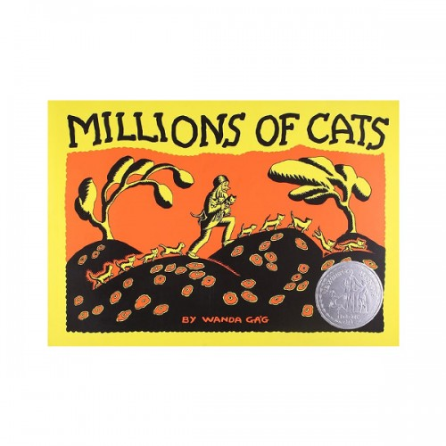 RL 3.5 : Millions of Cats (Paperback, Newbery)