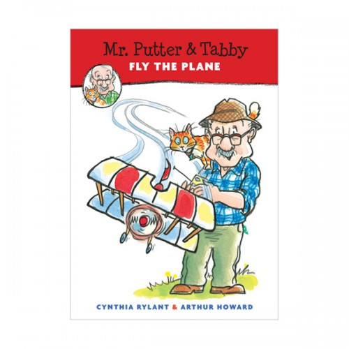 RL 3.5 : Mr. Putter & Tabby Fly the Plane (Paperback)