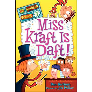 RL 3.5 : My Weirder School #7: Miss Kraft Is Daft! (Paperback)