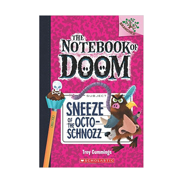The Notebook of Doom #11 : Sneeze of the Octo-Schnozz (Paperback)
